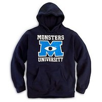 Monsters University Hoodie for Men | Disney Store