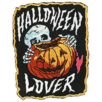 Halloween Lover Patch