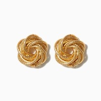 Swirl Bun Studs | Earrings - Fashion Jewelry, Thoroughbred | charming charlie