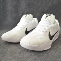 nike kobe fashion ventilation running sneakers sport shoes  number 4