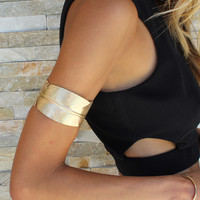 Feather Arm Cuff