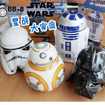 Creative Star Wars Ceramic Mug
