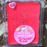 Forever Red Wax melts - Home fragrance - gift idea - handmade