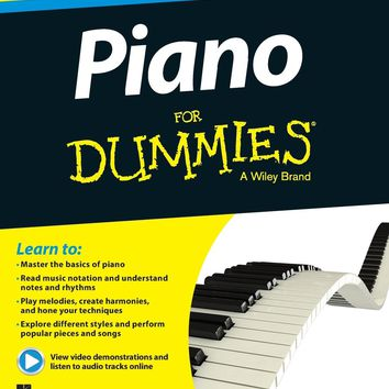 Piano for Dummies For Dummies 3