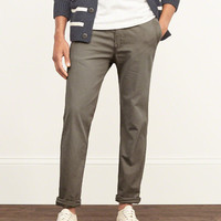 A&F Taper Chinos