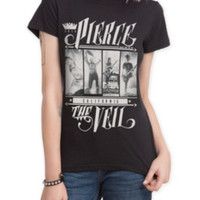 Pierce The Veil California Girls T-Shirt