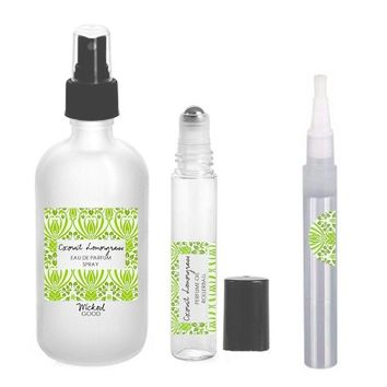 Coconut Lemongrass Perfume