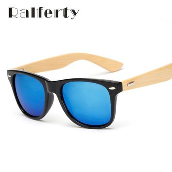 Retro Wood Sunglasses Men Bamboo Sunglass Women Brand Design Sport Goggles Gold Mirror Sun Glasses Shades lunette oculo