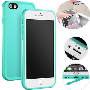 New Waterproof Dustproof iPhone 7 7Plus & iPhone se 5s 6 6s Plus Case + Gift Box