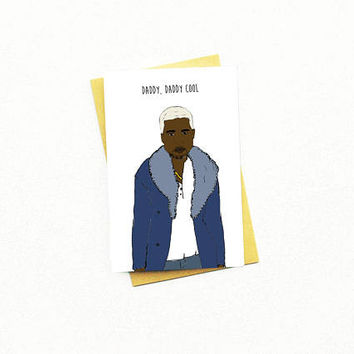 NOCTURNAL PAPER DADDY DADDY COOL CARD