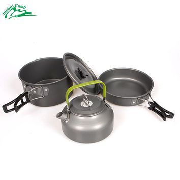Outdoor Camping Survival Cookware