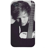 Ed Sheeran iPhone 4/4s/5 & iPod 4 Case