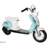 Walmart: Surge Girls' 24V City Scooter, White/Teal