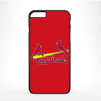 ST LOUIS CARDINALS TWO BIRDS Iphone 6 Plus | 6s Plus Case