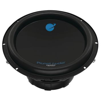 "Planet Audio Anarchy Series Dual Voice-coil Subwoofer (10"" 1500 Watts Max)"