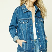 Oversized Denim Jacket