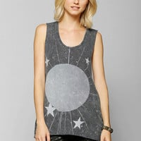 DOE Moonburst Muscle Tee - Urban Outfitters