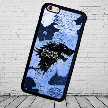 The New Game of Throne Psychedelic Capa Phone Cases Cover For iPhone 7 7Plus 4S 5S SE 5C 6 6S 6Plus Soft Rubber Back Cover