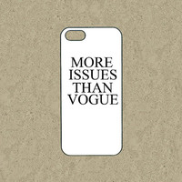 more issues than vogue,white iphone 5S case,fresh iphone 5S cases,iphone 4 case,special iphone 5 case,cool iphone 5c case,iphone 5s case.