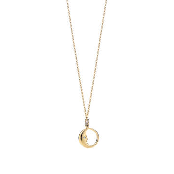 Tiffany & Co. - Man in the Moon Charm