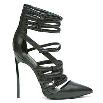 LUST FOR LIFE KROWN PUMP - BLACK