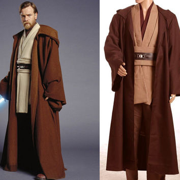 Obi Wan Kenobi Jedi Costume from Star Wars