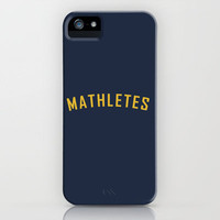 Mathletes - Mean Girls movie iPhone Case by AllieR | Society6