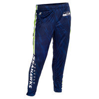 Seattle Seahawks Forever Collectibles KLEW Tapered Zip Joggers Sizes M-2XL