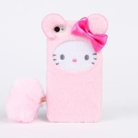 Hello Kitty iPhone 4 Case: Bear