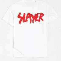Slayer Red Tee