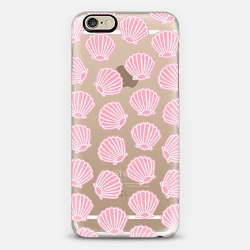 PINK CLAM SHELLS iPhone 6 case by Katie Reed | Casetify