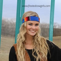 Serape Headbands