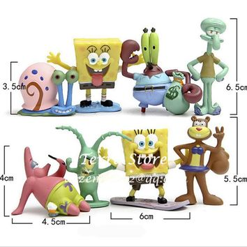 1PC Spongebob Fish Tank Aquarium Decoration