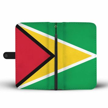 Guyana Wallet Case