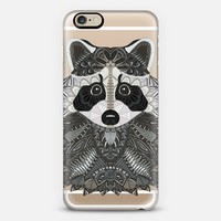 Raccoon iPhone 6 case by Angelika Parker | Casetify