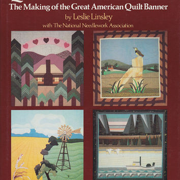 Book - Quilts Across America by Leslie Linsley