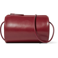 Building Block - Cylinder Sling leather shoulder bag