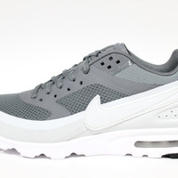 Nike Women's Air Max BW White/Grey Running Shoes 819638 002
