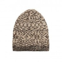Italian Alpaca Wool Blend Toque In Nordic | Aritzia