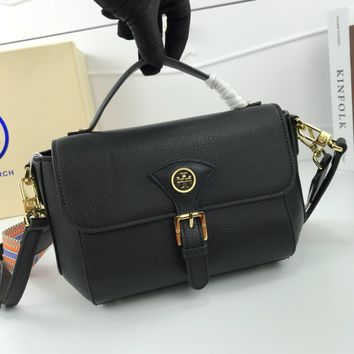 DCCK 1766 Tory Burch Fashion Handbag 25-15-10cm black