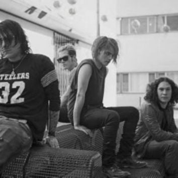 """My Chemical Romance Poster Black and White Mini Poster 11""""x17"""""""