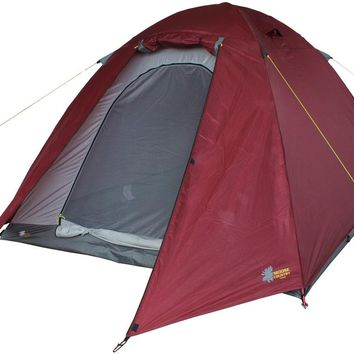 Basecamp 2 Person- 4 Season Expedition Tent Case Pack 6