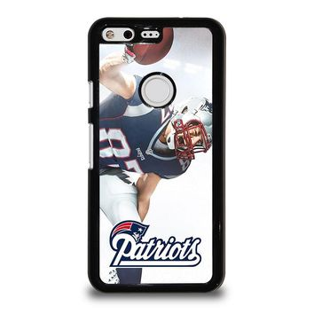 ROB GRONKOWSKI NEW ENGLAND PATRIOTS Nexus 5 Case Cover
