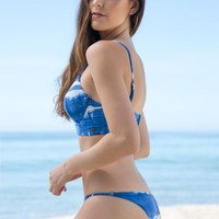 Billabong - Meshin' With You Isla Bottom | Sapphire Blue