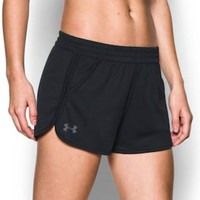 LMF7GX Women's Under Armour Tech 2.0 Shorts | null
