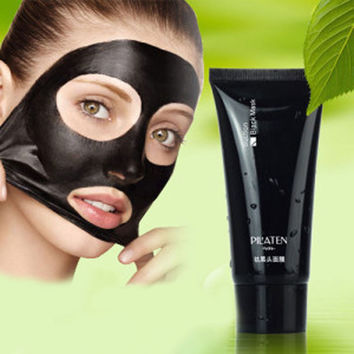 Face Mask Blackhead Remover Peeling Peel Off Deep Cleansing Purifying the Black Head Acne Treatments Face Mask PILATEN Skin Care