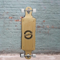 2015 Madrid Glutton Maple Downhill Longboard - Complete