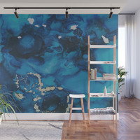 Take a Swim Wall Mural by duckyb