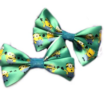 Set of 2 minion bows