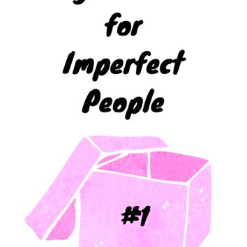 Irregular Items for Imperfect People Pack #1 (1 only)